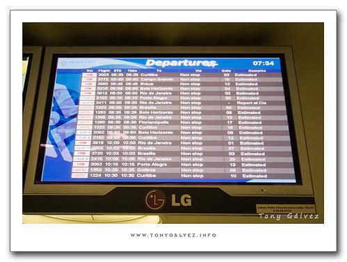 fin de los anuncios sonoros en los aeropuertos