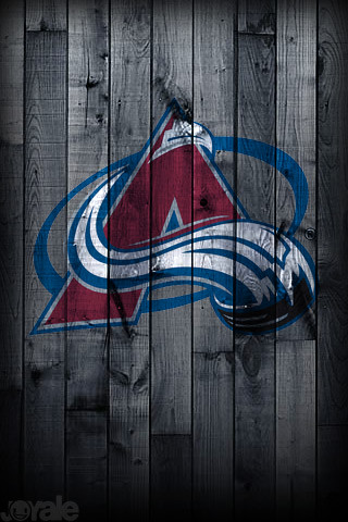 colorado avalanche wallpapers. Colorado Avalanche I-Phone Wallpaper. A unique NHL pro team 480x320 iphone