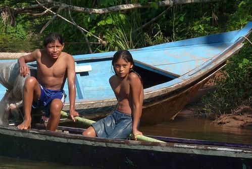 Estos Ind Genas Volvieron A Desparecer Al Interior De La Selva