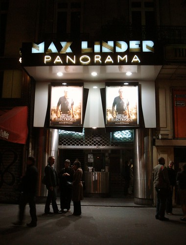 Max Linder, Paris
