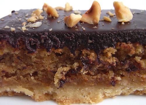 04-30 chocolate hazelnut orange tart