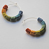 Rainbow Hoop Earrings - Limited Edition 1/50