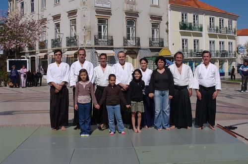 demontração na Praça do Bocage 1MAIO2009 #66