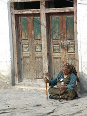 Nepal, Kagbeni