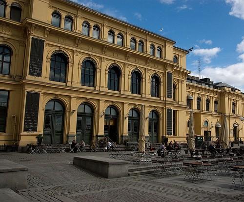 Kristiania Bar & Café - Sentralstasjonen