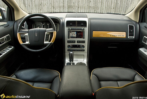 Lincoln Mkx 2009. 2009 Lincoln MKX (Set)