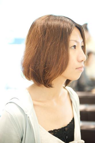 【女生髮型】只想簡單好整理的髮型