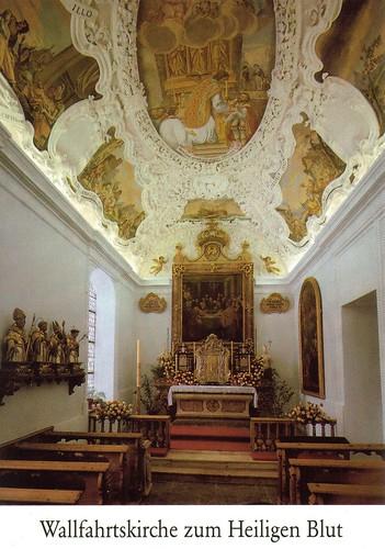 Wallfahrtskapelle zum Heiligen Blut, Seefeld, Tirol