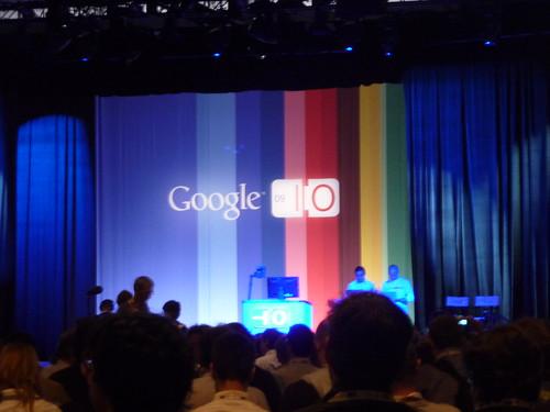 Google IO Keynote 2009