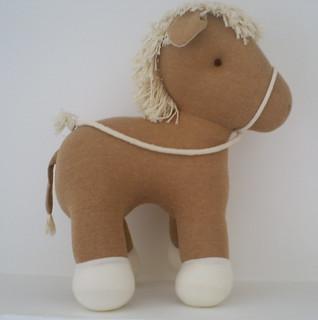 Cavalinho de malha