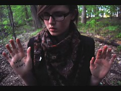 (SHIYA) Tags: girl video woods brighteyes stopmotion takeiteasylovenothing