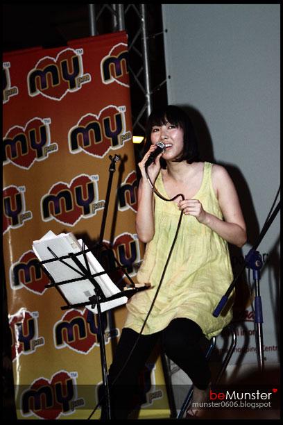 Joanna Wang in Malaysia
