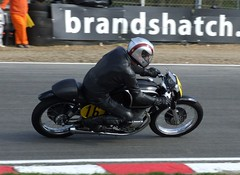 BMCRC CENTENARY (John & Matt's) Tags: classic racing historic 650 hatch 500 brands matchless acu brandshatch brooklands mro centenary bmcrc bmzrc