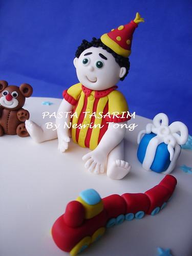 1st bırthday cake - TAN