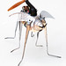 Assemblage Bug Sculpture