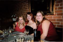 Image-005 (k.a. gilbert) Tags: girls friends party cute dinner scan drinks kristen newyearseve wife kendra milf valerie crissy scanfromprint