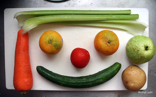 蔬菜與水果