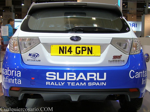 Subaru Rally Team Spain ( II )