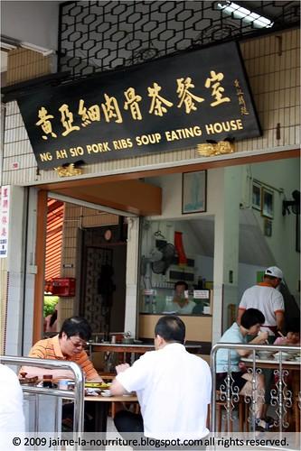 Ng Ah Sio - Shop