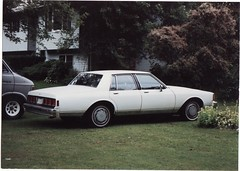 1980 CAPRICE (richie 59) Tags: usa cars chevrolet film car america sedan 35mm outside us automobile 35mmfilm newyorkstate oldcar ernie frontyard oldcars oldpicture 1990s automobiles 1990 chevys nystate americancars generalmotors hudsonvalley whitecar whitecars americancar clunkers esopus chevycaprice motorvehicles stremy ulstercounty oldchevy 4door uscar uscars midhudsonvalley fourdoor ulstercountyny 4doorsedan rustychevy beatercar aug1990 gmcar bbody gmcars americansedan oldchevys chevysedan picturescan 1980scar oldsedan 1980scars richie59 1980caprice 80caprice 1980chevycaprice aug221990 old35mmpictures