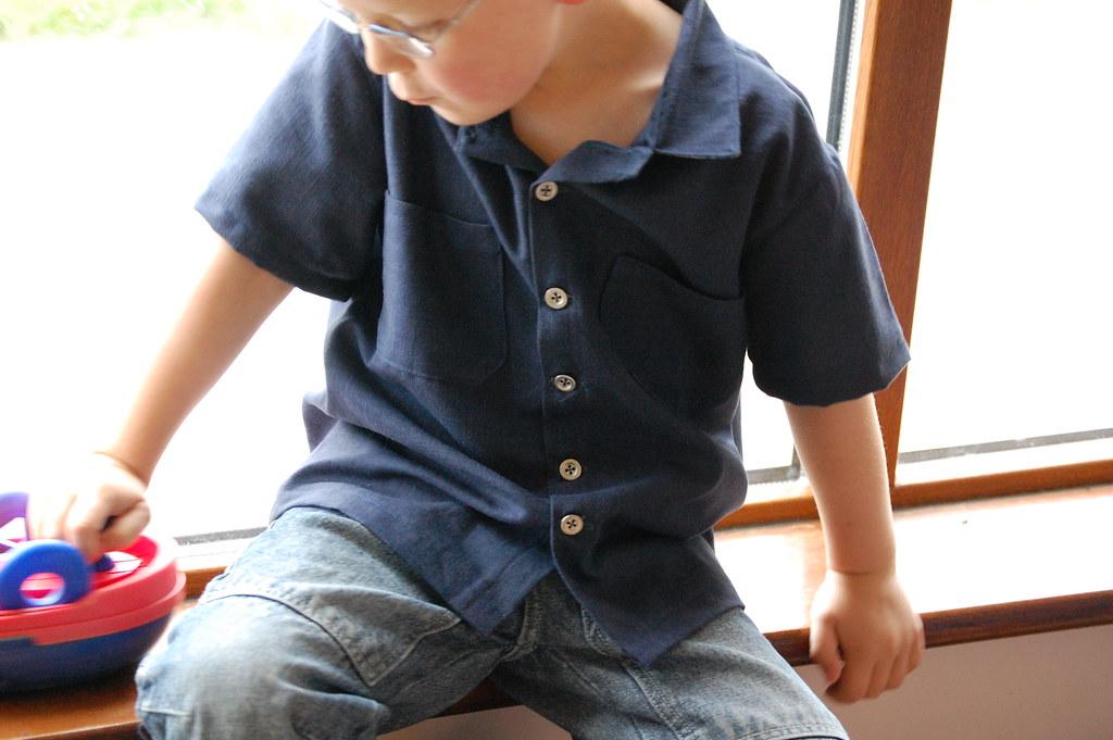 Little Fella Shirt