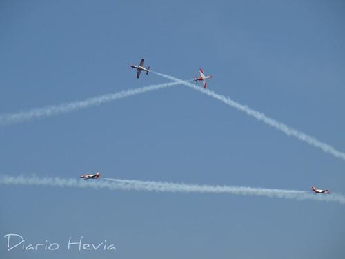 Exhibición Aérea 4