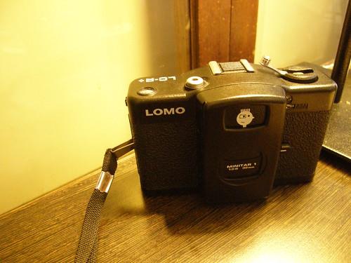 你拍攝的 【SP550】我的LC-A+。