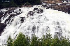 High Falls (R. McGregor) Tags: ontario water canon waterfall xs northern wawa highfalls michipicoten