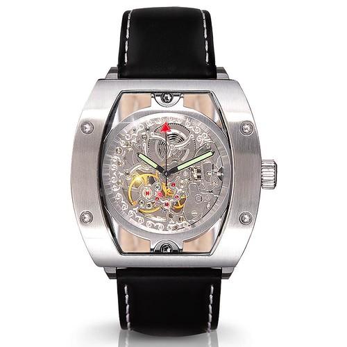 Beethoven Automatic Skeleton Watch (TW523)