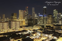 Singapore Cityscape (Olegna.NET) Tags: life street plaza new old city blue houses windows roof light shadow red sky people black streets building green classic home window skyline architecture modern night race temple lights town high nikon singapore chinatown day boulevard cityscape republic time sweet dusk vibrant low country young landmarks conservation property landmark sharp national highrise medium avenue preserve landed development establishment sparkling hdr impressive offices 1224 singapura lively municipality conserve lowrise goldenlight modernization d40 goldstaraward olegnanet