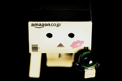 ♥The Proposal♥ (Ger Sin) Tags: pink canon amazon kiss ring proposal danbo boxman