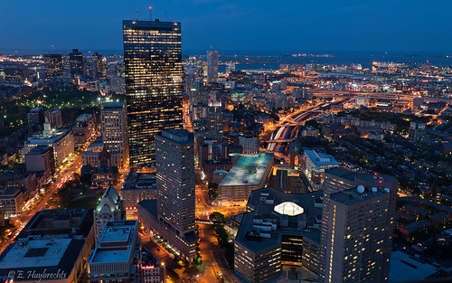 Boston (by: Emmanuel Huybrechts, creative commons license)