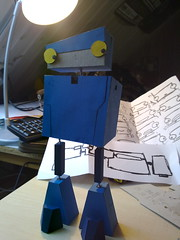 Robot progress 2