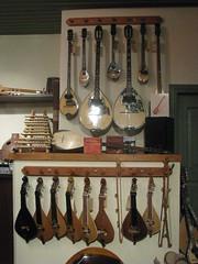 Harmonic Tradition: Lira, Buzuki, Saz
