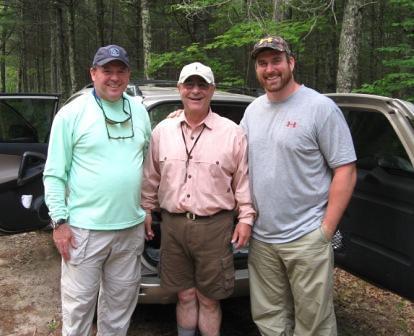 Russ, Ed, Matt
