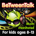 BeTweenTalk.com Mom Approved Button