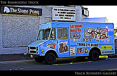 The Stone Pony (TrackRunner09) Tags: road b winter music texture bar g stickers asburypark saturday plate advertisement falloutboy feb 13 hdr licence feb14 nydolls eastrutherford theused railroadearth thirdeyeblind loudness photosho wrat thestonepony feb20 passthemic thebamboozle bobbybandiera trackrunner09 trackrunnersphotography bamboozletv meadowlandsportscomplex saturdaymay2nd