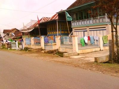 Kampanye Damai pemilu Indonesia 2009 di Way Tenong