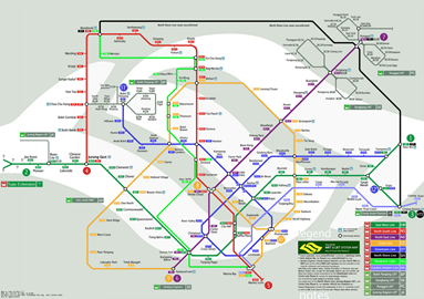 Future Rail System Map Version 3 reduced