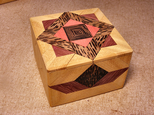 Making a Tiny Sq Box #25