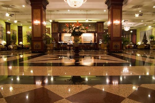 Hotel Riu Palace Aruba Lobby
