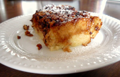 Pecan-Praline French Toast