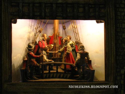 Queen Victoria knighting