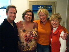 Victor, Jeni, Betsey, and Miss Linda