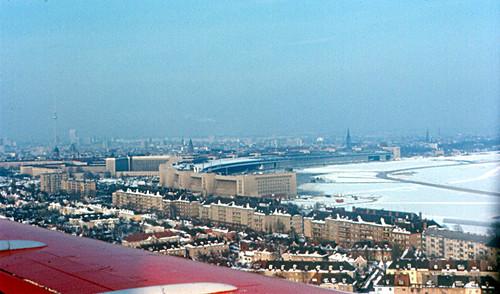 Berlin - Tempelhof Airport