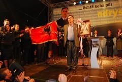 DSC_6470 (RufiOsmani) Tags: macedonia change albanian elections 2009 kombi osmani gostivar rufi shqip flamuri maqedoni gjuha rufiosmani zgjedhje ndryshime politike