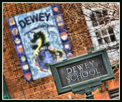 Dewey School in Dogtown (Bettina Woolbright) Tags: city school urban stlouis neighborhood saintlouis dogtown hdr highdynamicrange bettina publicschool woolbright bettinawoolbright woolbr8stl bettinawoolbrightcom