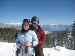 Hi From Lake Tahoe