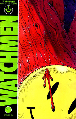 Watchmen Volume I cover