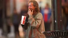 5D Mark II Video Test (Konstantin Sutyagin) Tags: 2 people test male laughing beard person one video drink mark candid homeless drinking documentary coke ii 5d 5dmarkii 5dmark2